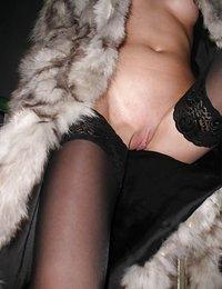 nylon cock sex