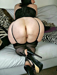 hot women thigh high stockings