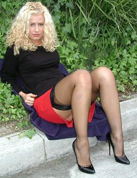 60 year old hot women in stockings and heels pictures